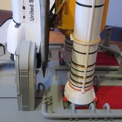 Impresiones 3D gratis La plataforma de lanzamiento de los transbordadores espaciales de los Estados Unidos, theamphioxus