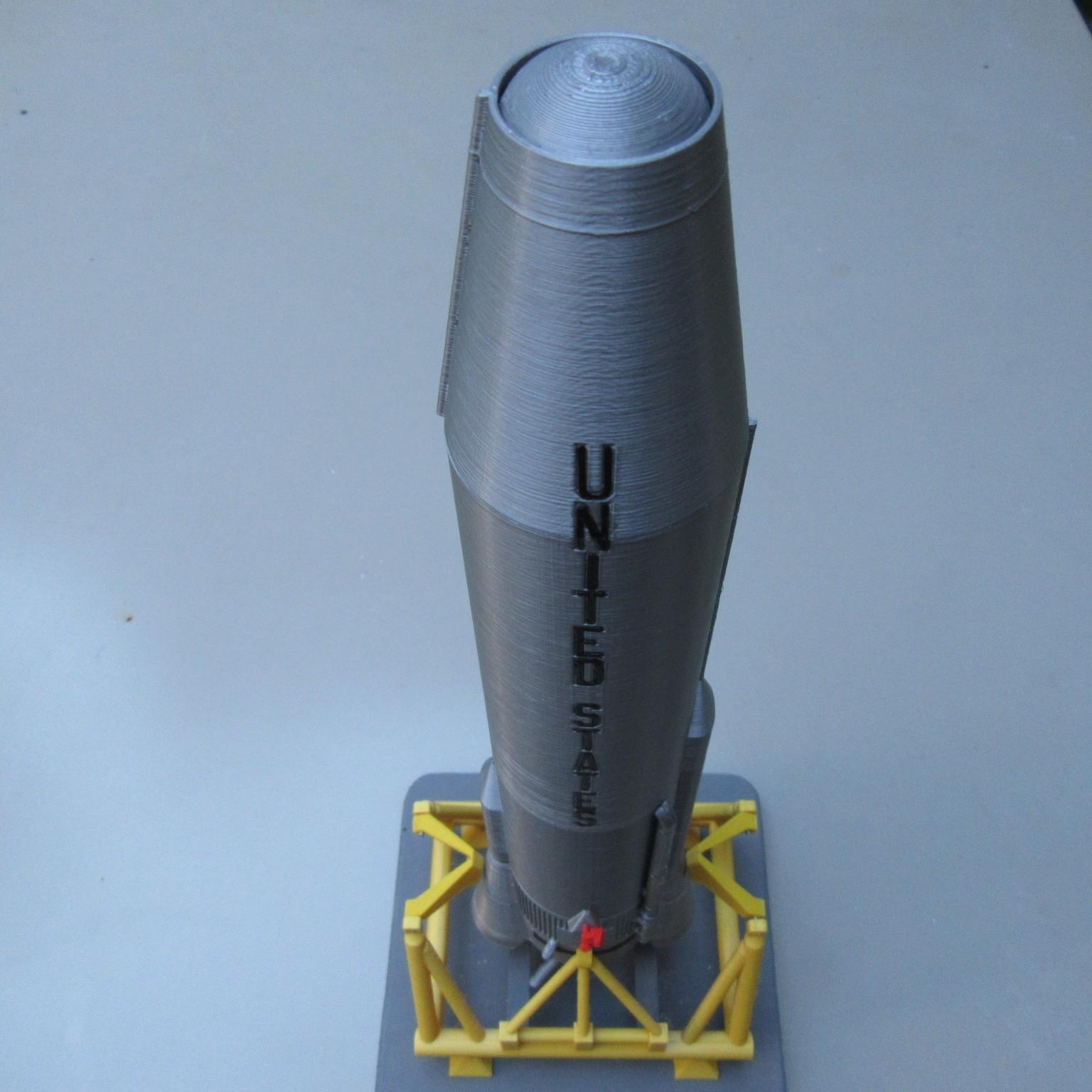 IMG_4677.JPG Download free STL file mercury atlas MA6 friendship 7 • 3D print object, theamphioxus