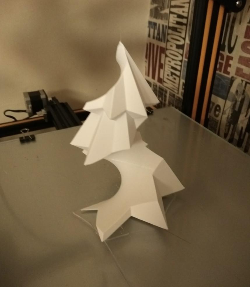 Capture d'écran 2017-12-13 à 13.00.57.png Download free STL file Candy Cane Christmas Tree • 3D printable design, Bugman_140