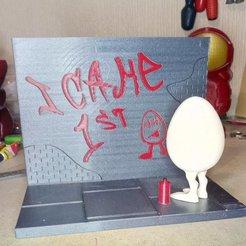 Free 3D printer designs I Came 1st, Bugman_140