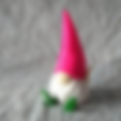 ELF_Body.stl Download free STL file Christmas Elf - Single Extruder • 3D print object, Bugman_140