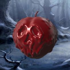 Télécharger fichier 3D gratuit Poison Apple, Bugman_140