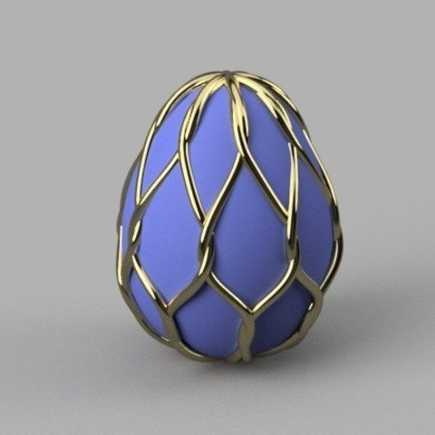 Download free 3D printer designs Vine Egg, Bugman_140