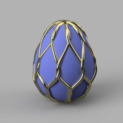 Download free 3D printer designs Vine Egg, Bugman_140