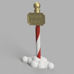 Descargar diseños 3D gratis El Polo Norte, Bugman_140