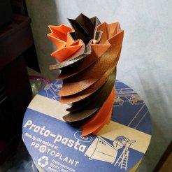 Modelos 3D para imprimir gratis Maple Twist - Extrusora simple, Bugman_140