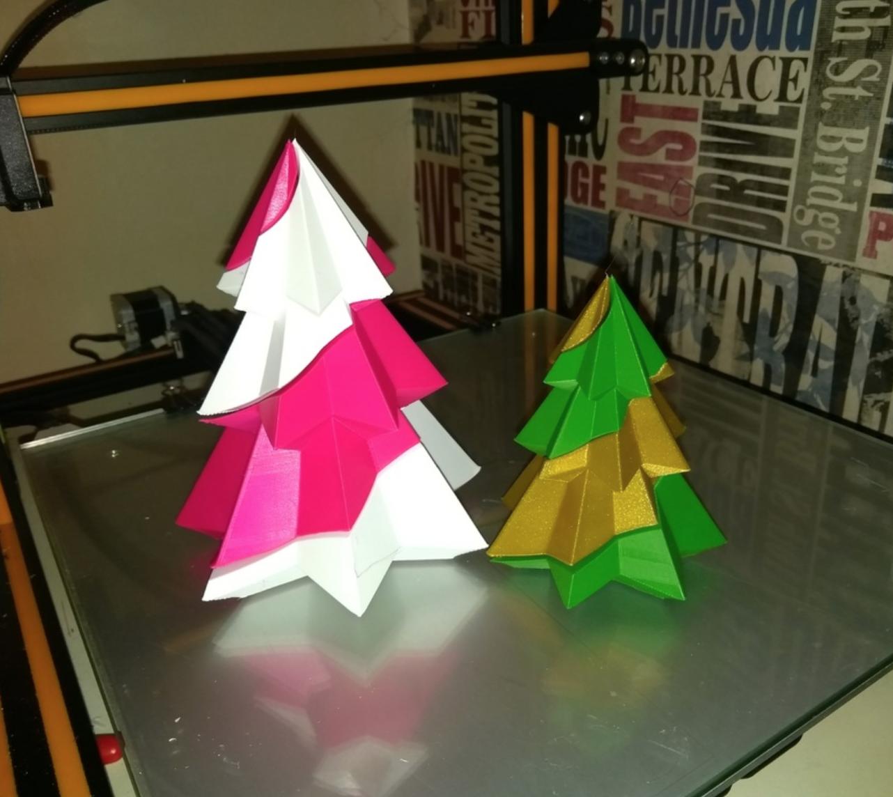 Capture d'écran 2017-12-13 à 13.00.51.png Download free STL file Candy Cane Christmas Tree • 3D printable design, Bugman_140