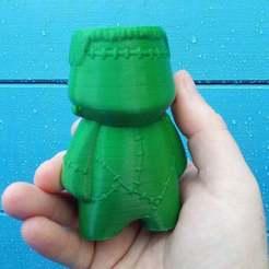 Télécharger fichier imprimante 3D gratuit FrankenFELLA, Bugman_140