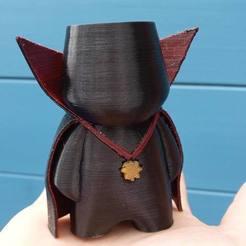 Download free 3D printer templates DracuFELLA, Bugman_140