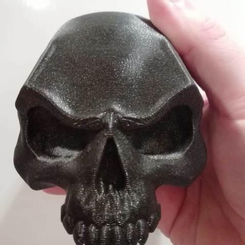 Download free 3D model SKULL - VAMP, Bugman_140
