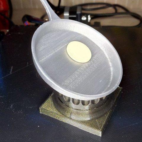 Descargar modelos 3D gratis Premio Día de las Tortitas, Bugman_140