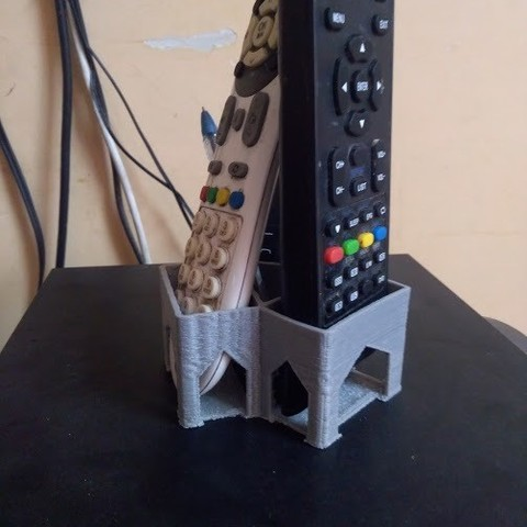 Download free 3D print files Simple TV remote, RedHot