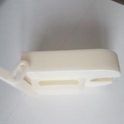 vue derriere.jpg Télécharger fichier GCODE étui pochette lecteur glycémie freestyle libre • Design pour imprimante 3D, THIERRY