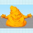 Download free STL Crazy Poop Emoji, elnata