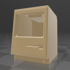 Macintosh Full.PNG Download STL file Macintosh Shell/Case • 3D printing object, 3DCLEVER