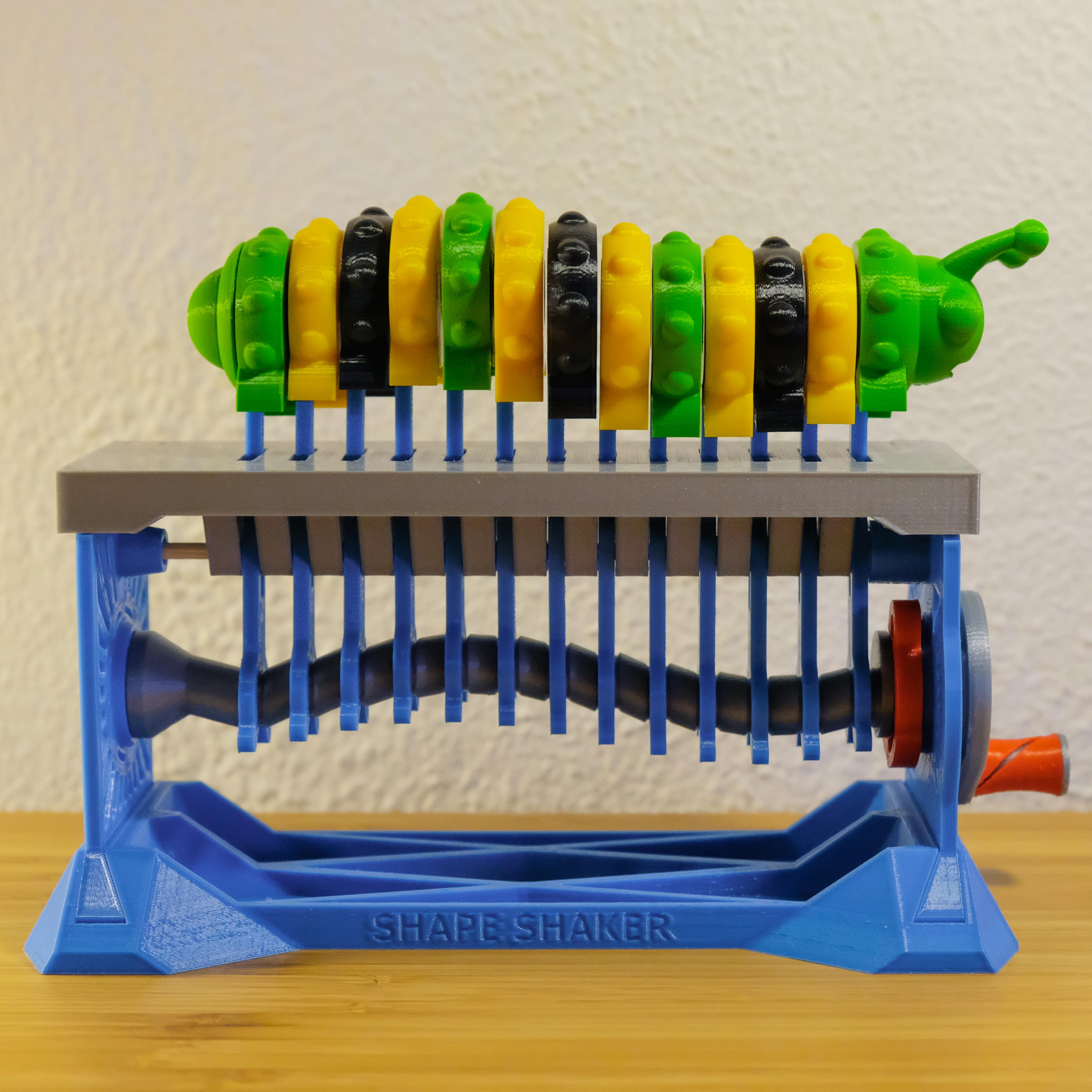 2-11.jpg Download STL file Shape Shaker_Caterpillar • Design to 3D print, Ocrobus