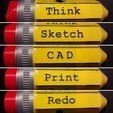 Download 3D print files Pencil-ONE, Ocrobus
