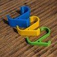 Télécharger fichier impression 3D Crochet pour radiateur, Ocrobus
