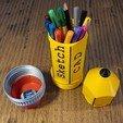 Télécharger modèle 3D Crayon-ONE, Ocrobus