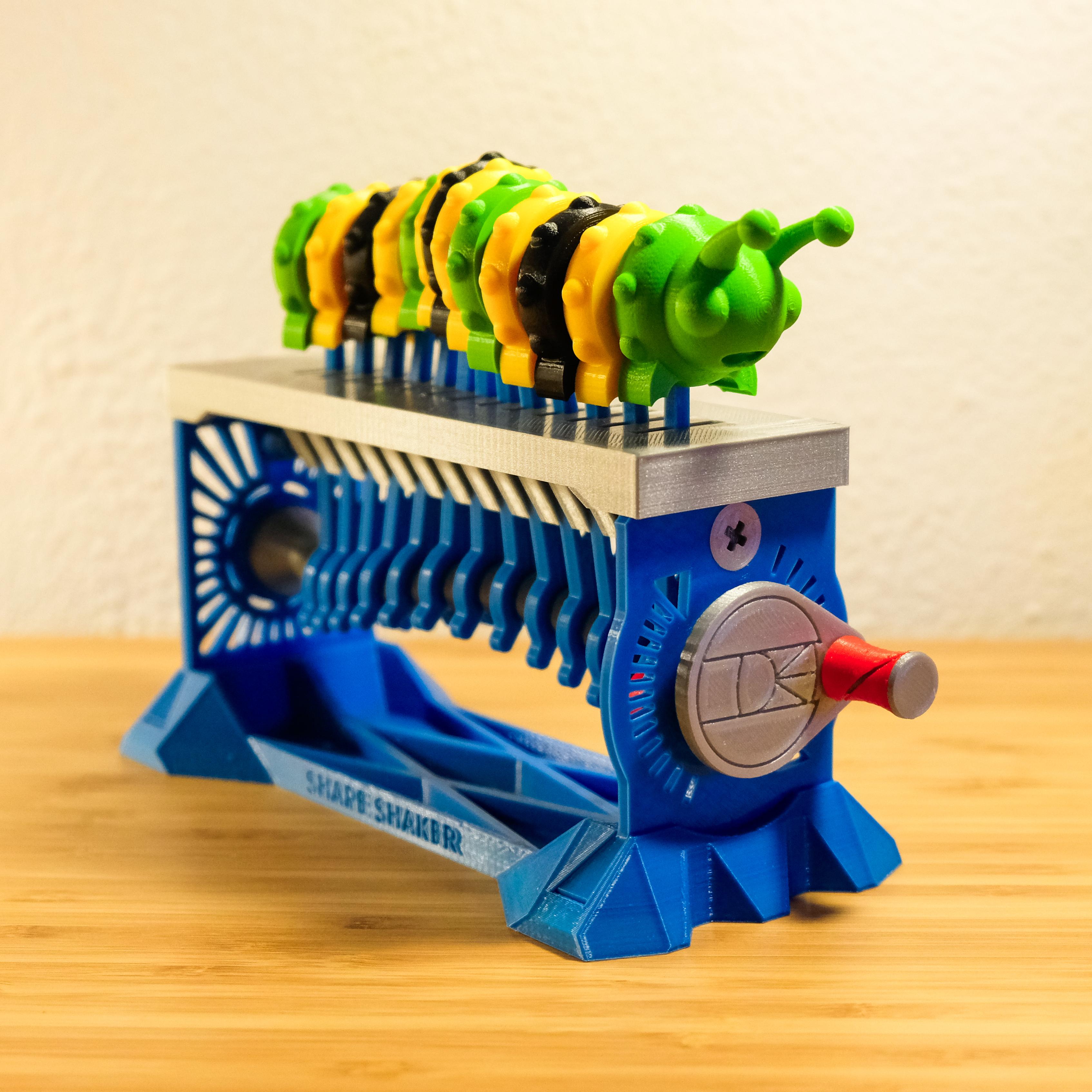2-8.jpg Download STL file Shape Shaker_Caterpillar • Design to 3D print, Ocrobus