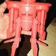 Télécharger fichier STL gratuit Disneys The Black Hole ''Maximilian'' robot, A_SKEWED_VIEW_3D