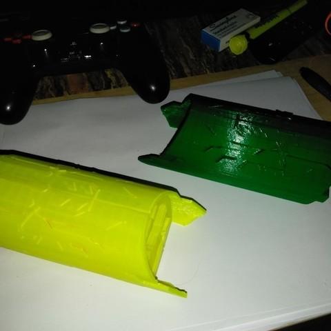 Télécharger modèle 3D gratuit Pont de flaque d'eau de la Porte des étoiles (sans option de support), A_SKEWED_VIEW_3D