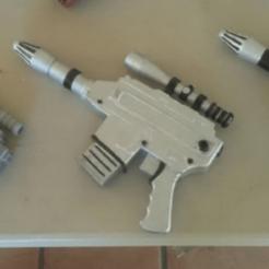 Free Destros Gun 3D printer file, A_SKEWED_VIEW_3D