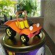 Télécharger fichier impression 3D gratuit SPEED BUGGY, A_SKEWED_VIEW_3D