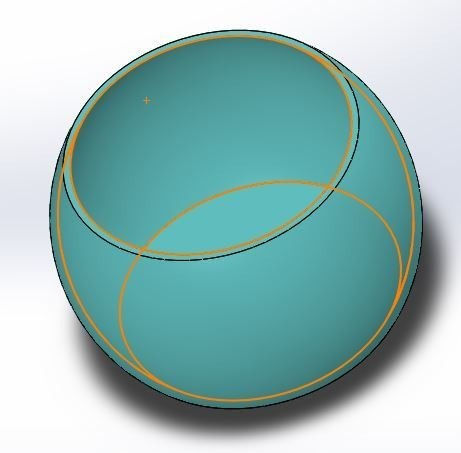 Verre arrondi.JPG Download STL file Round Cup - Rounded Glass • 3D printer object, Mr-Teacher