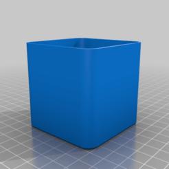 Télécharger fichier imprimante 3D gratuit BOÎTE ARRONDIE 60 MM * 60 MM, admis