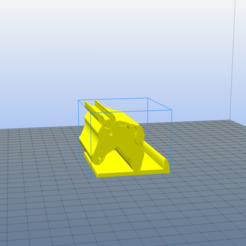 HORSE_STAND__3.png Download free STL file Horse Holder # 3 • 3D printer model, admis