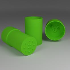 vdesigngrinder.png Télécharger fichier STL Grinder V-design • Plan pour impression 3D, V-design
