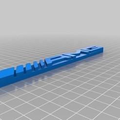 Imprimir en 3D gratis Insignia de parachoques delantero AMG, RimvydasP