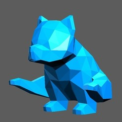 pom03.jpg Download OBJ file LOW POLYGON POM DOG MODEL 3D PRINT MODEL • 3D printer design, zebracan