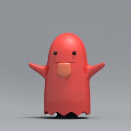 boo02.jpg Download free OBJ file Bed sheet Boo boo • 3D printable design, zebracan