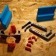 Free STL file Modular bathtub deck, MakeAndRoll