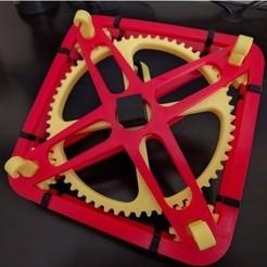 3D printing model Rope machine, XAGO