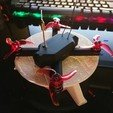 Download free 3D printing models Tiny brushless full abs, JulienJarry31