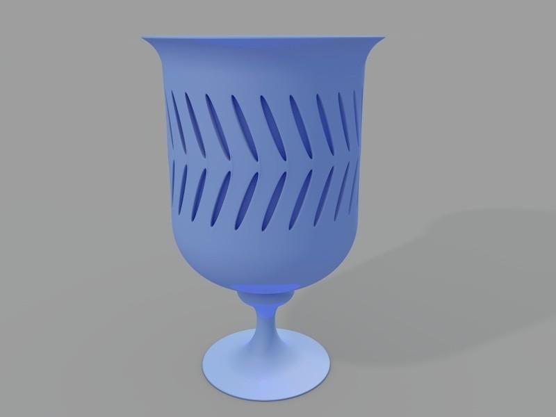 t.jpg Download STL file Bath cup • 3D printable model, cesarast