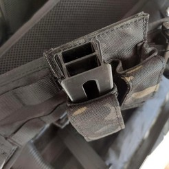 cyma_aep_3.jpg Télécharger fichier STL Pochette de pistolet pour les magazines de CYMA AEP • Plan à imprimer en 3D, 3d-printed-airsoft