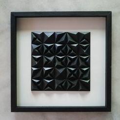 Télécharger plan imprimante 3D Origami Art 3D Printed, BenjaminGrs
