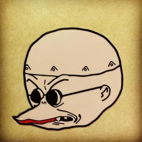 Impresiones 3D gratis Dr. Finkelstein - Pesadilla antes de Navidad, DomDomDom