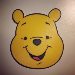 Download free 3D print files Pooh - Winnie the Pooh, DomDomDom
