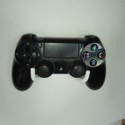 Free 3D print files ps4 control holder, goncastorena