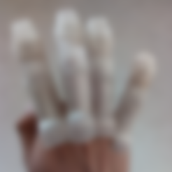 Download free 3D printer designs exo glove, goncastorena