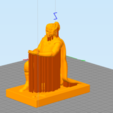 fichier 3d Kneel before me! Holder for small items., Oscarko