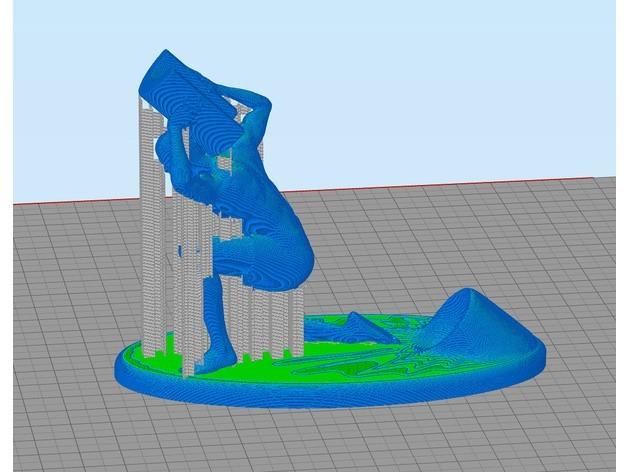 55ba8aab06357fb32a6b94382ac93613_preview_featured.jpg Download STL file Atlas Brush and Pen holder • 3D printer model, Oscarko