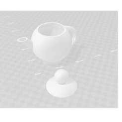 théière.png Download STL file Teapot • 3D printer model, ylanier