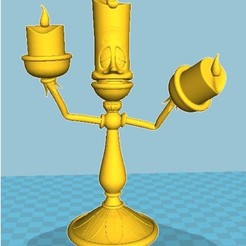 Download 3D printing models Disney Light, tunspeed