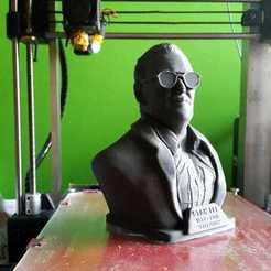 Impresiones 3D gratis Monumento a Stan Lee, MarianoDamin